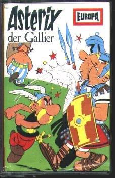 Asterix & Obelix Nr. 1 - Asterix der Gallier MC Europa [Musikkassette]