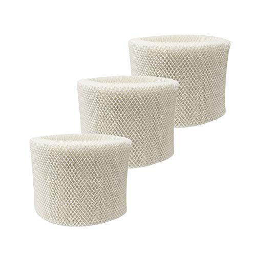 Lemige 3 Pack Humidifier Wicking Filters Compatible with Honeywell HC-14 Series Filter E HC-14V1 HC-14 HC-14N, Models HCM-6009 HCM-6011 HEV680 HEV685 Series