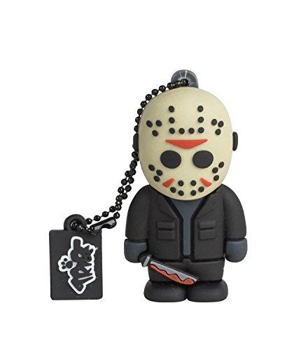 Tribe Toonstar Halloween Pendrive Figur USB Stick 8GB Speicherstick Lustig USB Flash Drive 2.0; Memory Stick; USB Gadget; Schlüsselanhänger Kappenhalter - Jas (Mehrfarbig)