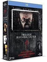 Lecter-La trilogie : Le Silence des agneaux + Hannibal + Dragon Rouge
