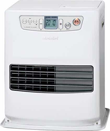 トヨトミ 石油ファンヒーター (木造9畳まで/コンクリート12畳まで) 日本製 ホワイト LC-330(W)