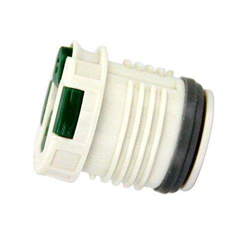 SunniMix Vakuumflasche Reisebecher Kunststoff Stopper Kork Wasserkocher Pumpe Zubehör - Grün