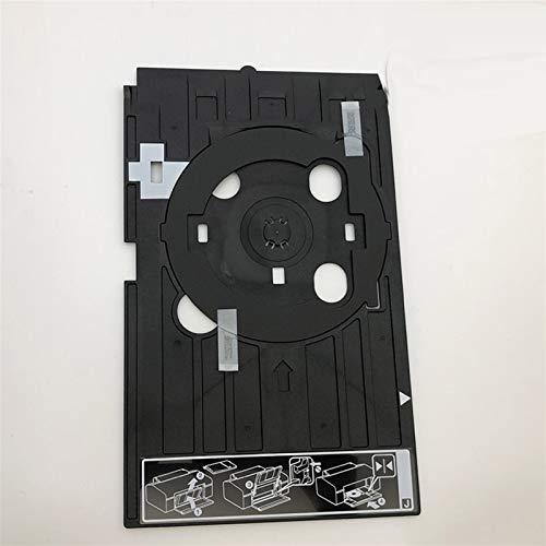 Piezas Impresora 1xoriginal CD Tray Fit para Epson T50 T60 A50 P50 L800 L801 L805 L810 L850 TX720 PX660 RX590 RX680 R330 R270 R280 R285 R290 R380 R390 (Color : 1X)
