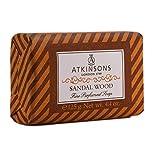 ATKINSONS Seife Sandal Wood, 125 g