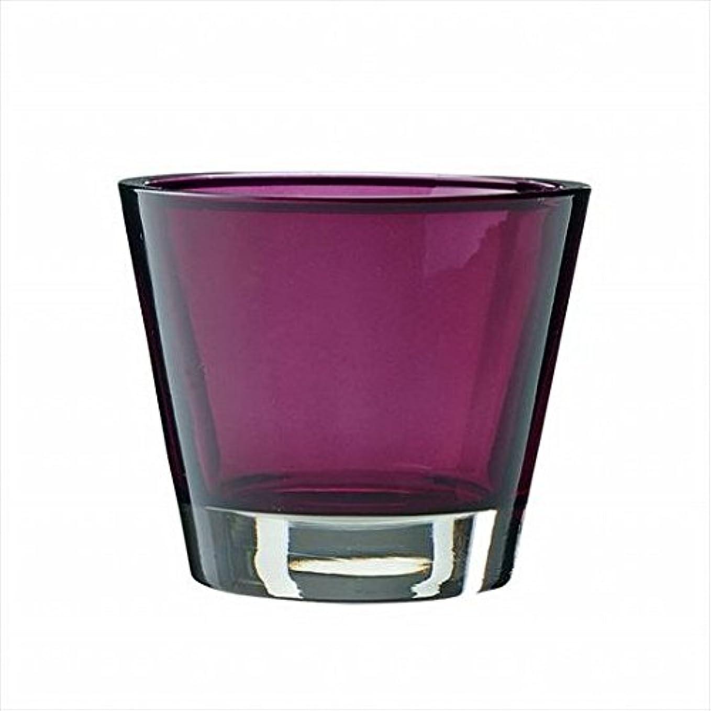 治安判事エンジン支払いkameyama candle(カメヤマキャンドル) カラリス 「 プラム 」 キャンドル 82x82x70mm (J2540000PL)