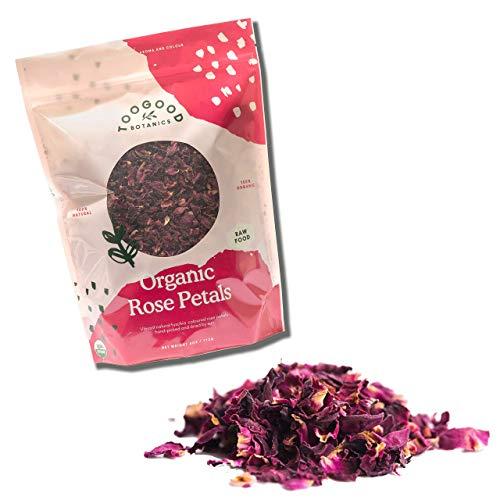 Dried Rose Petals, Culinary-grade