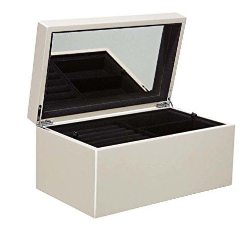 Gift Company - Schmuckkasten, Schmuckbox - Tang - Farbe: Sandstone - Größe: M