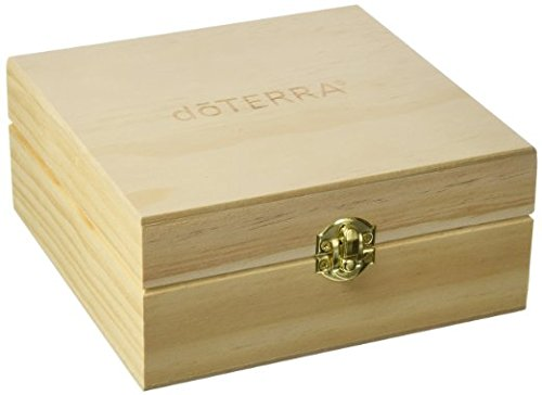 doTERRA Wooden Essential Oil Box by doTERRA
