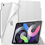 INFILAND Funda Case para iPad Air 4 Generación,iPad 10.9 Inch 2020 Cover Soporte,[Auto-Re...