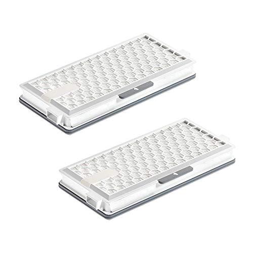 Rediboom 2 piezas de repuesto SF-HA50 Active Hepa filtro para aspiradora Miele...
