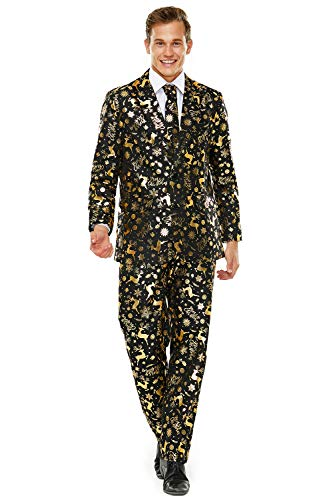 UGLY TODAY Men's Suits