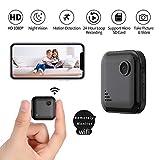 Mini-Spy-Camera WiFi Wireless Hidden Camera, OUCAM Small