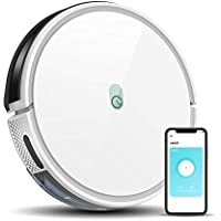 Yeedi K650 2000Pa Wi-Fi Robotic Vacuum Cleaner with XXL-Size 800ml Dustbin, Compatible with Alexa and Boundary Strips