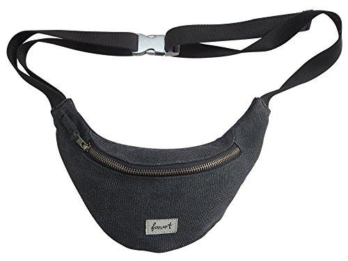 Forvert hipbag Cosmo Taille Unique Noir - Noir