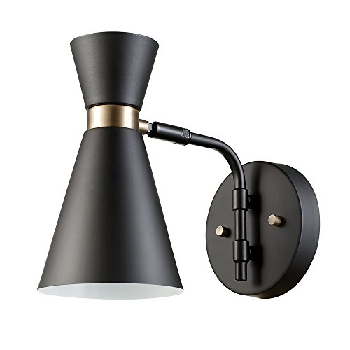 Globe Electric Belmont 1-Light Wall Sconce - Best Wall Sconce For Reading