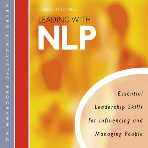 Leading with NLP audiobook cover art