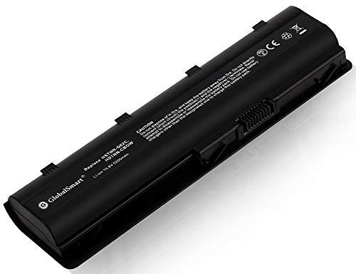 Globalsmart Batteria di Portatile ad Alta capacità per HP G62 6 Cellas Nero