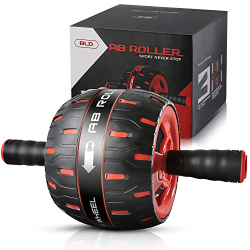 NANYNNU Ab Roller Wheel Abs Workout - Abs Roller Exercise Equipment,Ab Wheel Roller for Home Workout Equipment,Fitness Ab Roller for Core...