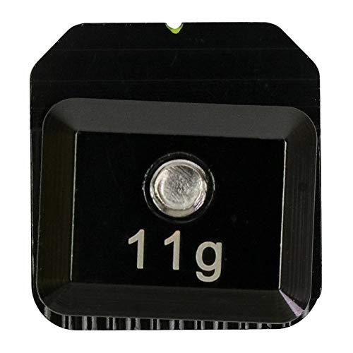 Gaoominy Gewichte für Golfgewichte Golfschlittengewichte für M1 Laufwerke 11G