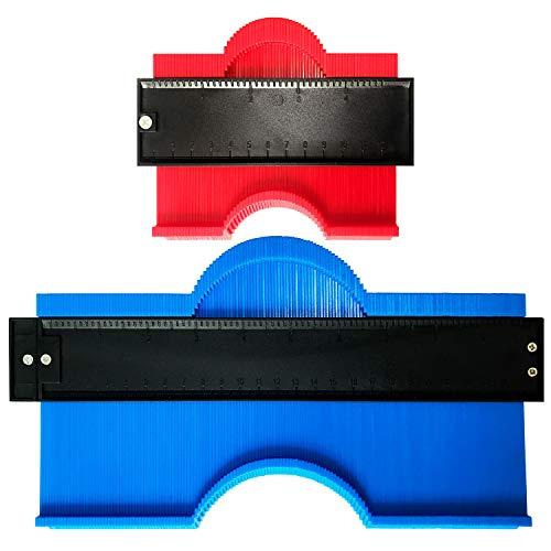 Contour Gauge Duplicator Ewadoo Widen Contour Profile Tool Plastic Quick...