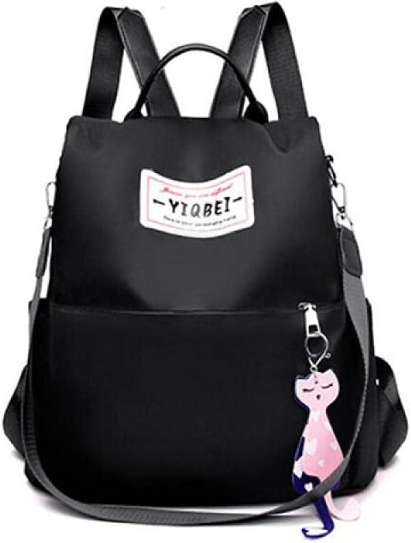 LEOCEE Women Oxford Backpack Teenage Girls Shoulder Bag Backpacks Rucksack Daypack Bags Fashion Women Backpack