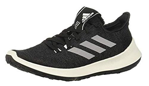adidas Mujer Sensebounce + W Zapatos de Running Negro, 42 ⭐