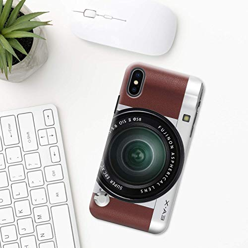 Kamera iPhone Hülle XR 11 X XS MAX Pro 8 7 Plus 6 6s 5 5s SE 2020 10 Plastik Silikon Apple iPhone phone case retro canon leika drucken Kunst jahrgang nikon Foto