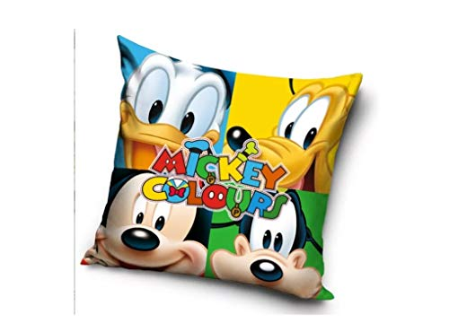 Mickey Mouse Cojín Mickey Friends 40 x 40 cm