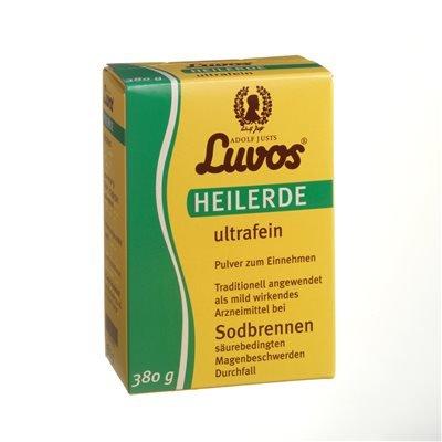 Luvos Heilerde ultrafein Innerlich 380g (380 G)