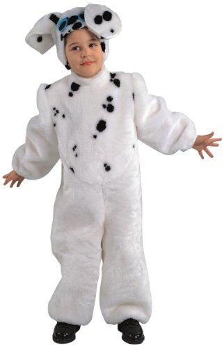 Rio - 155012/tg02 - Costume Enfant - Le Petit Dalmatien En Peluche - 3-4 Ans