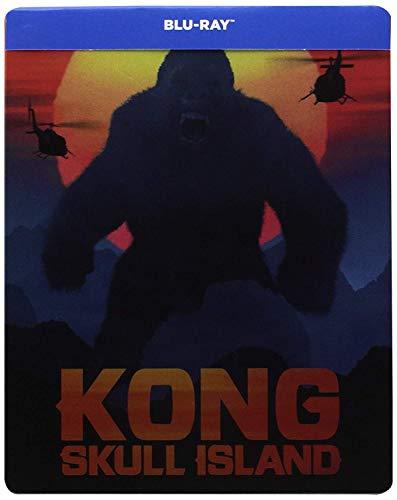 Kong: Skull Island (Steelbook - Esclusiva Amazon) [Italia] [Blu-ray]
