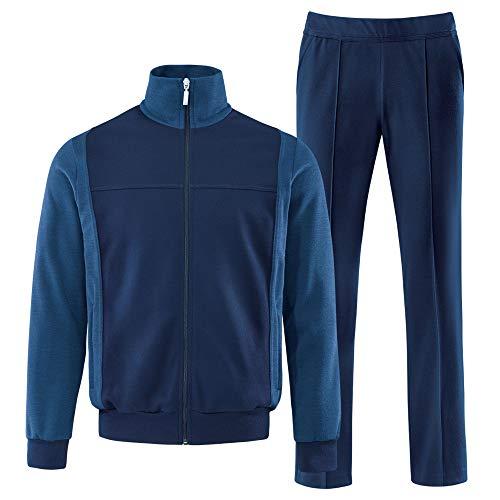 Michaelax-Fashion-Trade Schneider - Herren Sport und Freizeit-Anzug, (2559), Größe:27, Farbe:Marine (Ente) (7150)