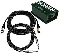 Radial ProDI Direct Box Package W Mogami CorePlus Cables