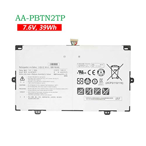 Review Of BOWEIRUI AA-PBTN2TP (7.6V 39Wh 5140mAh) Laptop Battery Replacement for Samsung XE513C24 XE...