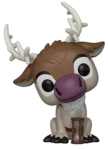 Funko - Pop! Disney: Mount Rainier - Sven Figurina, Multicolor (42702)