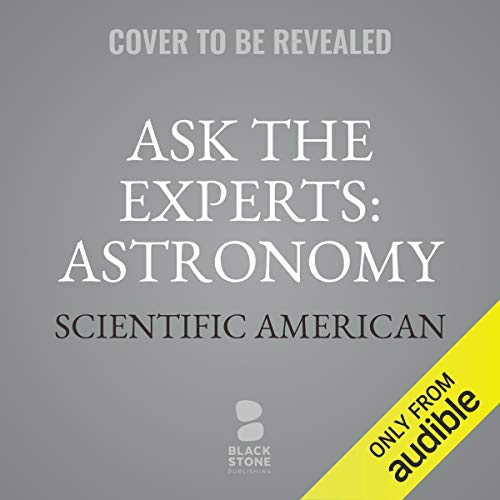 Ask the Experts: Astronomy audiobook cover art