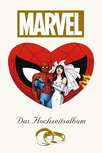 Das Marvel Hochzeitsalbum