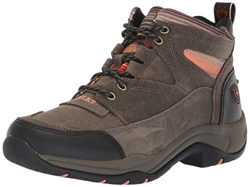 Ariat Women's Terrain Western Boot, Grey/Serape Dusk, 7 B US