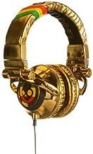 Skullcandy Ti SCBTI Gold Foil/Rasta Stereo Headphones