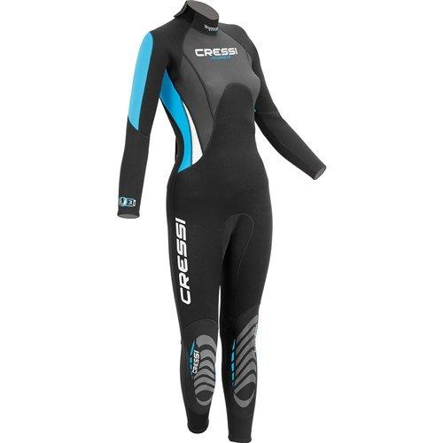 Cressi Men's & Ladies' Ultraspan Scuba Diving Wetsuit