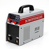 Soldador Inverter Máquina de Soldadura Eléctrica ZX7-250 Sistema de Máquina de Electrofusión Máquina de Soldadura de Electrodo Inversor Soldadora Portátil MMA IGBT Blanco 220V