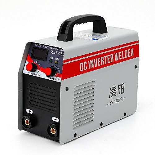 Soldador Inverter Máquina de Soldadura Eléctrica ZX7-250 Sistema de Máquina de Electrofusión...