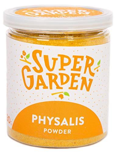 Supergarden gefriergetrocknete tropische Früchte und Beeren Pulver (Physalis pulver)