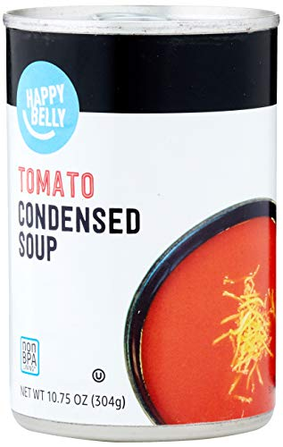 Amazon Brand - Happy Belly Tomato Soup 10.75 Ounce