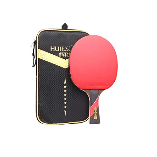 Best Price CHUNSHENN Professional Five-Star Table Tennis Racket, Suit, Professional Training Table T...
