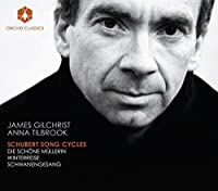 Schubert Song Cycles by Tilbrook (2013-10-29)
