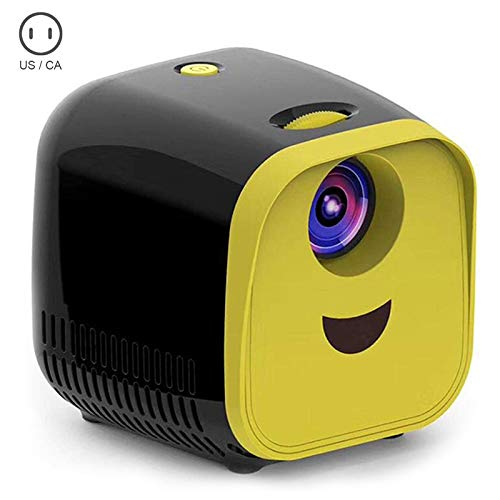 Alaojie Mini Projector Smart Portable WiFi 1080P Full HD LED Movie Projector Home Theater