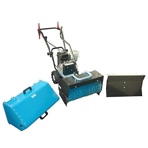 Güde 16789 GKM 6,5 B&S 3 in 1 Kehrmaschine, blau, schwarz