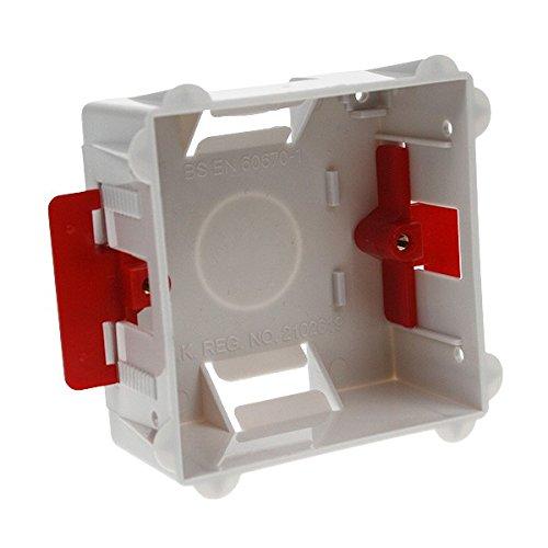 AET DLBB1G35 inbouwdoos, 1-voudig, 35 mm, kleur kan variëren