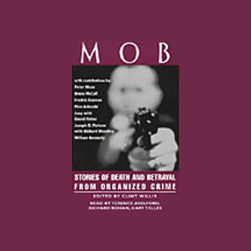 Mob audiobook cover art